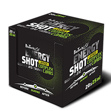 Energy Shot 20x25ml