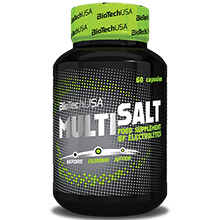 MultiSalt 60 caps