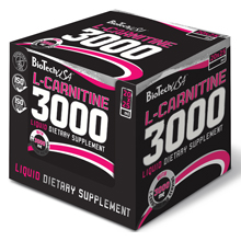 L-CARNITINE 3000 20x25ml pack