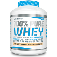 100% PURE WHEY 2.3kg